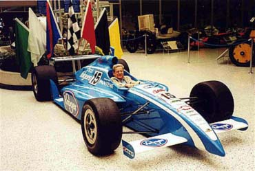 Indianapolis Speedway Race Car